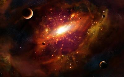 Бог, Вселенная