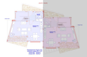 Дом в Равде, секция 1, этаж 1